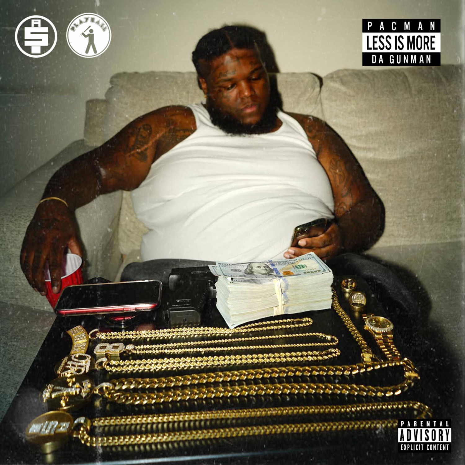 Pacman Da Gunman Proves 'Less Is More' On New EP With Wale, Mozzy + More