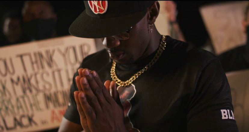 """Up-and-coming Bronx Artist Money Im Countin Releases New Visual For """"Down On My Knees"""""""