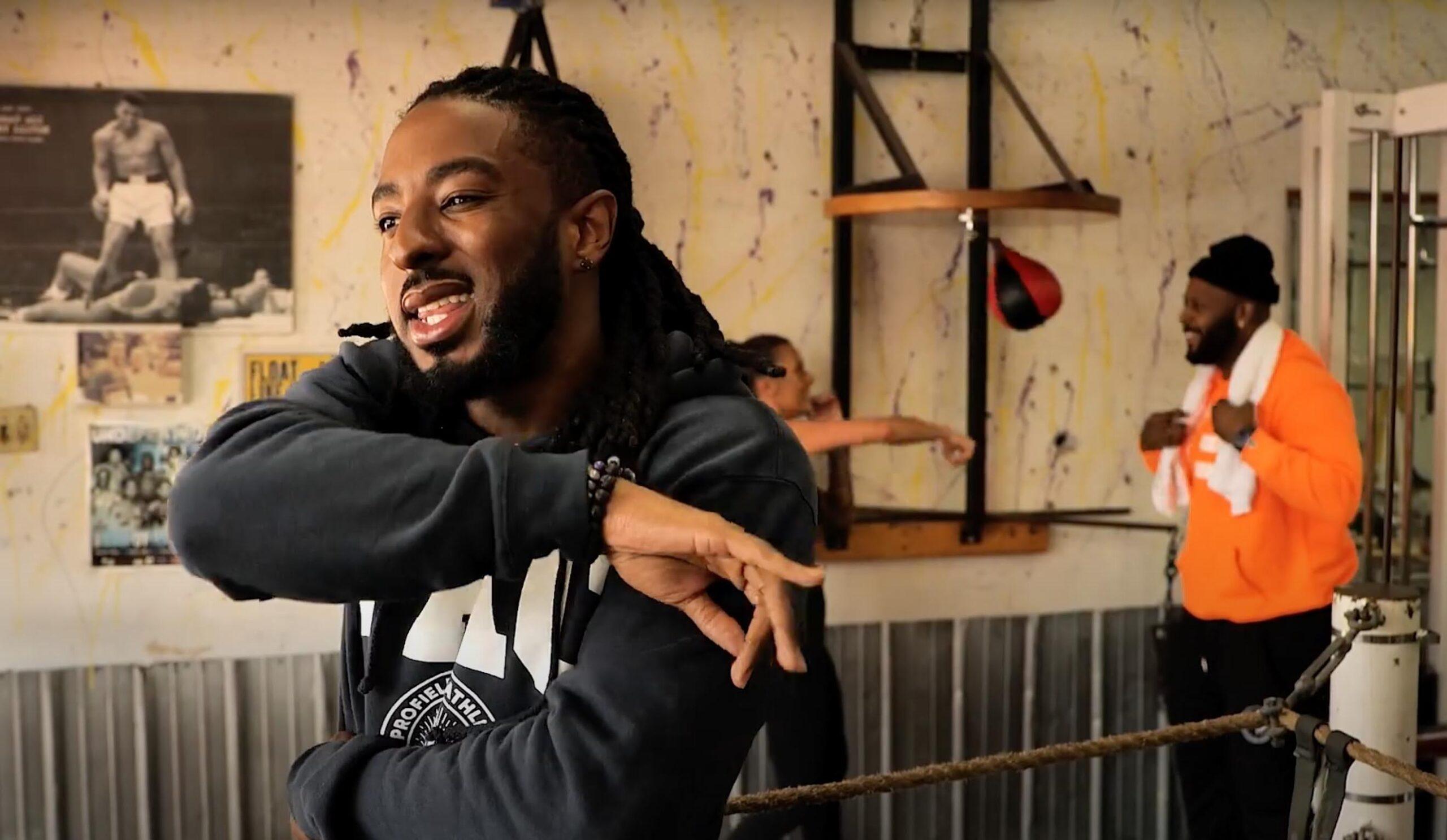 "MC Tres & Reggie Son release New Banger ""Get Up"""
