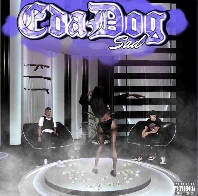 """Santa Ana Rapper E-DaDog Drops New Banger """"Sad"""""""