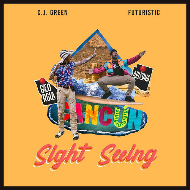 C.J. Green Connects With Futuristic On Vibrant 'Sight Seeing' Single
