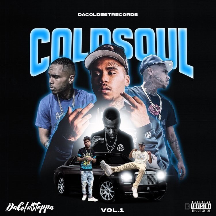 L.A. Artist DaColdSteppa Shares His Debut 'Cold Soul' EP