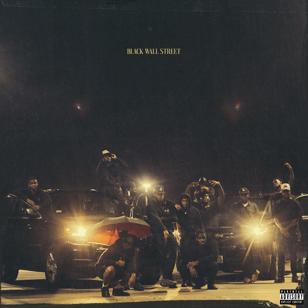 VAN BUREN RECORDS RELEASE BLACK WALL STREET EP