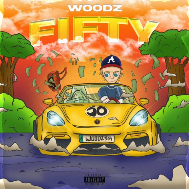 "Rising Alabama Artist Woodz Premieres New Hit Visual ""Fifty"""