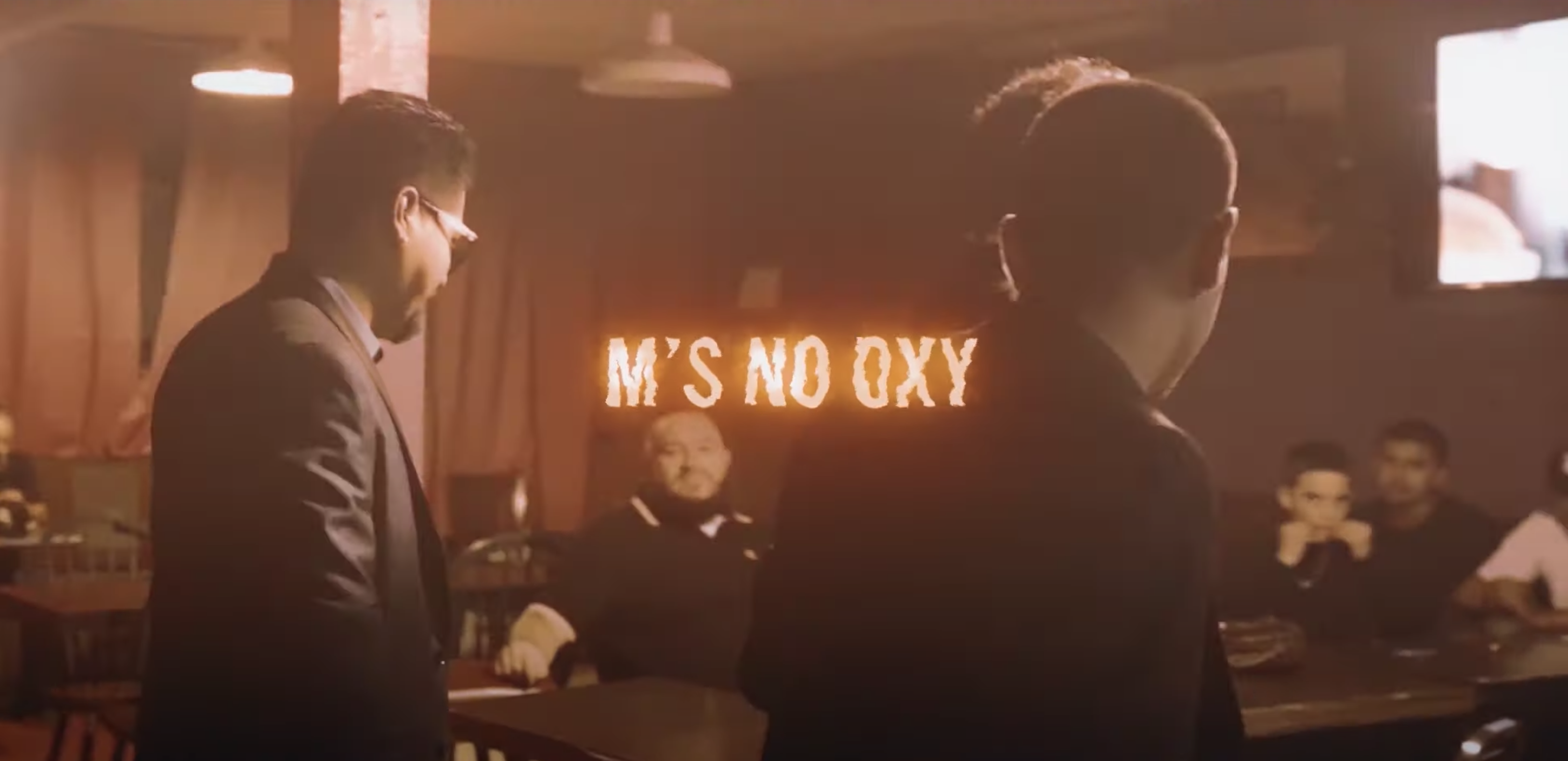 Bans Chose Bread Over Vices In 'M's No Oxy's' Video