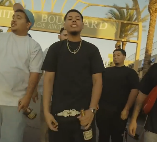 """Actavis J & Pretty Bwoy Cozy Link With Director Kevin Mora For New """"Westside With Love"""" Video"""