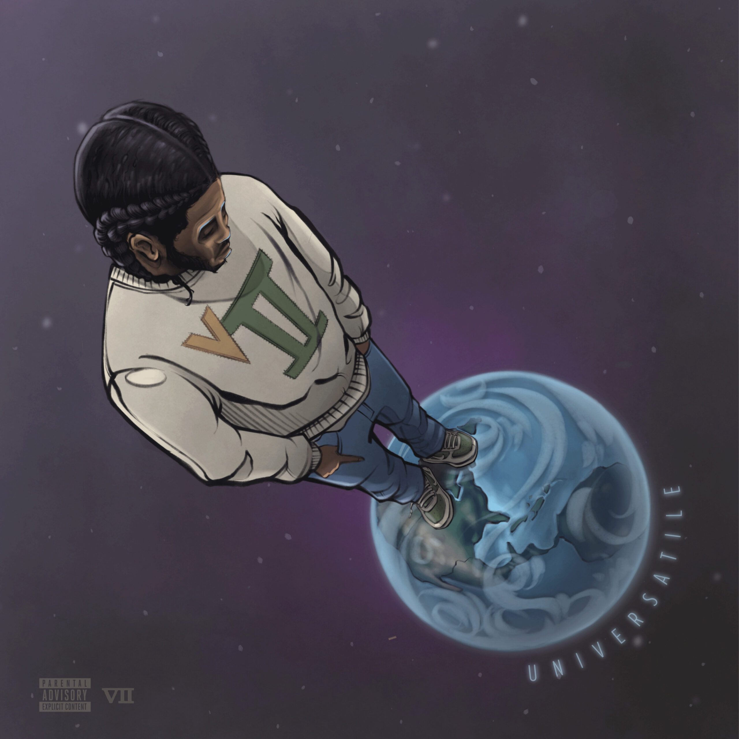 "Toronto Artist Viibez On A Vibe Releases Debut Album ""Universatile"""