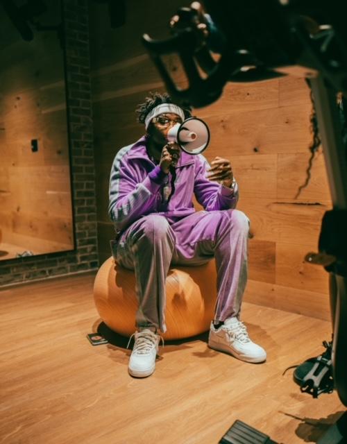 "Atlanta rapper $ODAMAN IS BACK! New Single ""Jump"" out now!"