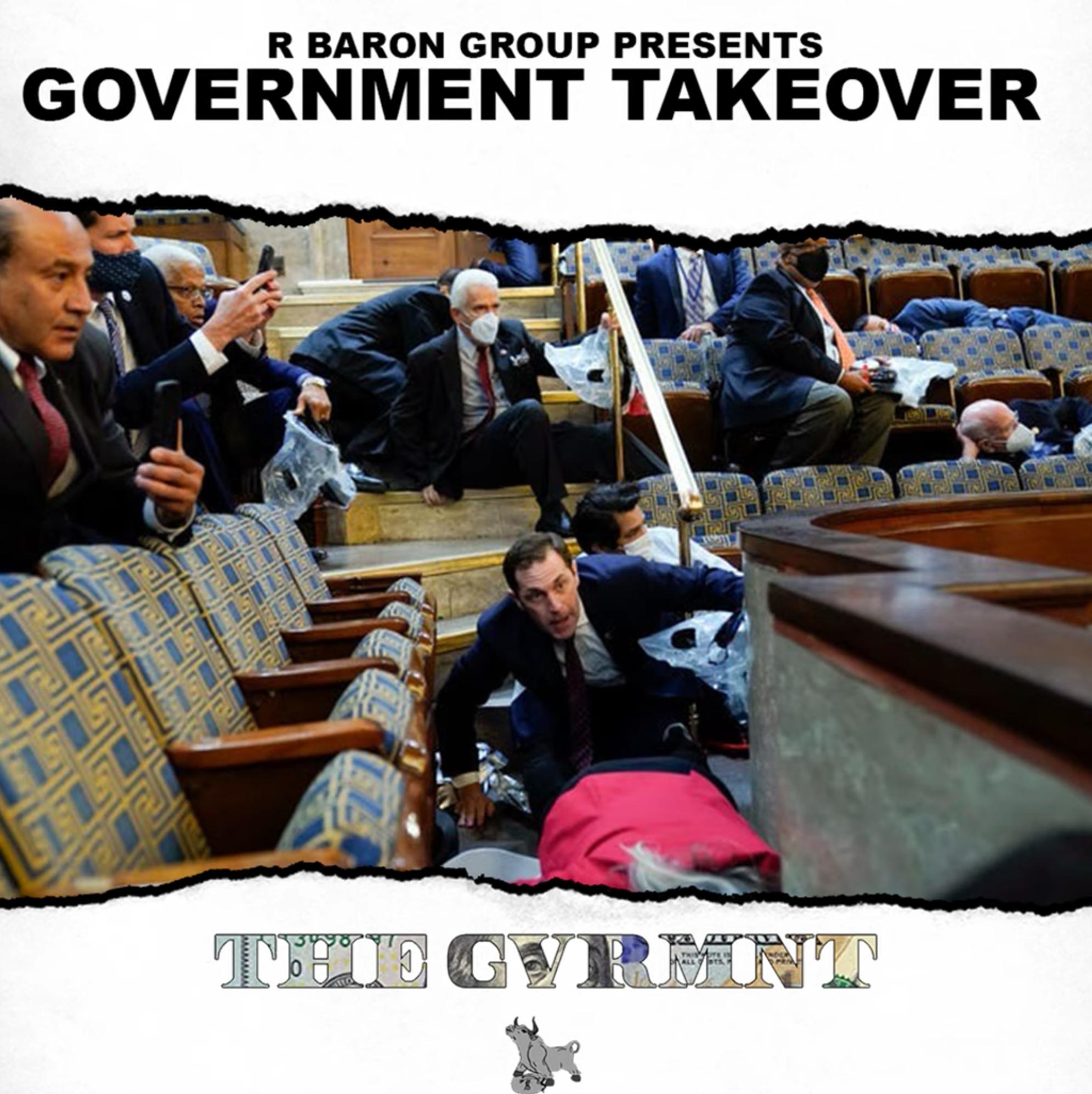 The GVRMNT Go Federal On Debut Instrumental Tape