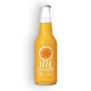 IZZE Sparkling Juice Clementine 24/12oz