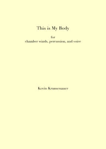 This is My Body (2014)