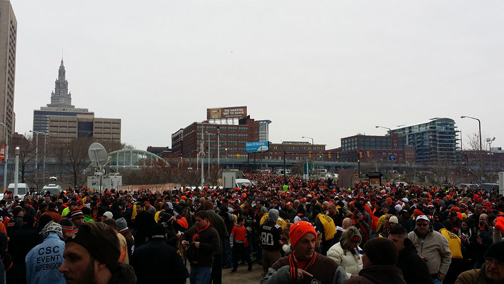 Go Browns  Jaworski Meats Social Events Cleveland Browns Tailgate