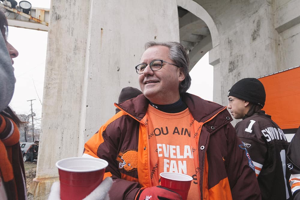 Like A Boss  Jaworski Meats Social Events Cleveland Browns Tailgate