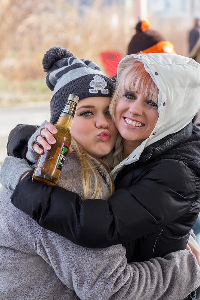 Amanda & Lauren