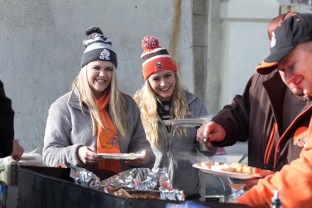 jaworski meats cleveland browns tailgate