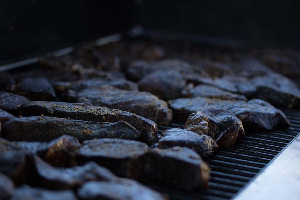 Black Nugget Marinade Steaks  Jaworski Meats Social Events Cleveland Browns Tailgate