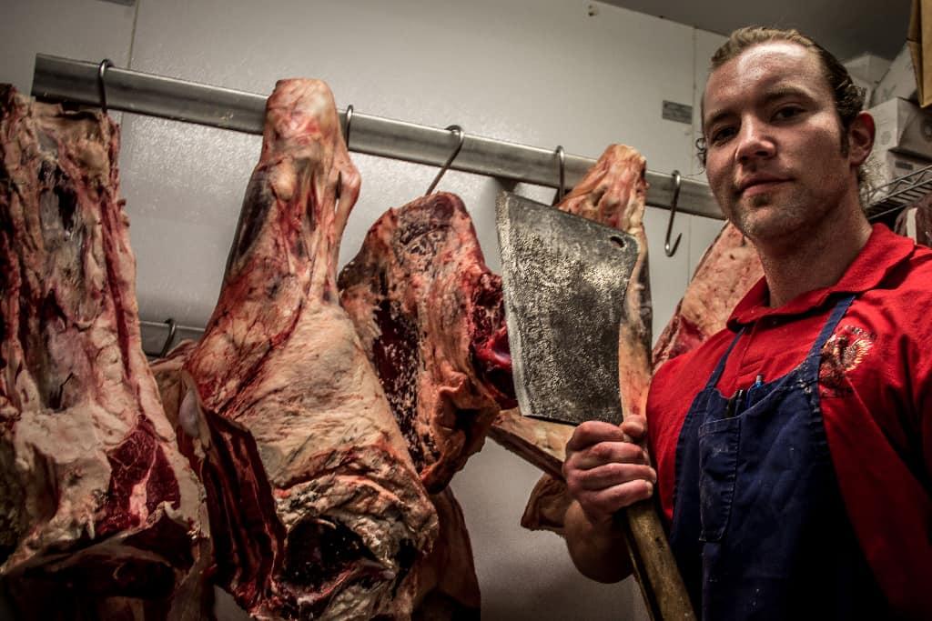 Jaworski Meats Adam Kelly