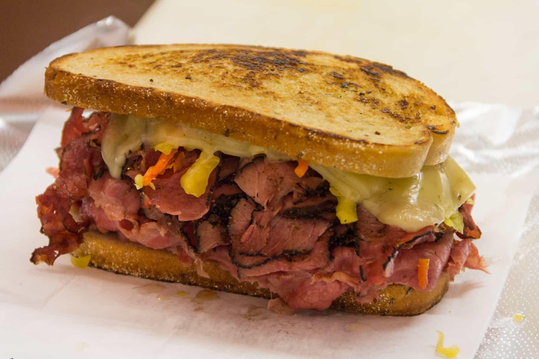 Jaworski Meats The Stepandwich
