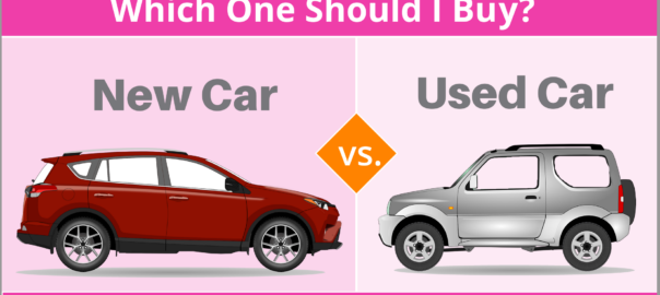 Should I buy a new car or a used car