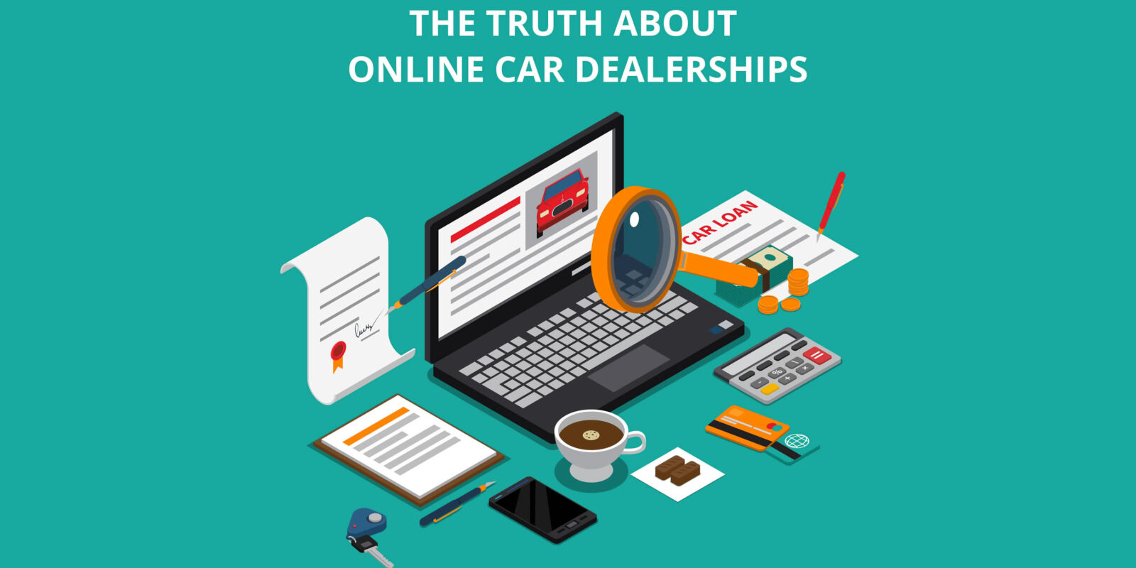 The Truth About Online Car Dealerships