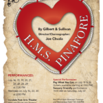 Pinafore Poster