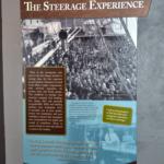 Steerage panel