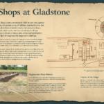 Shops at Gladstone marker