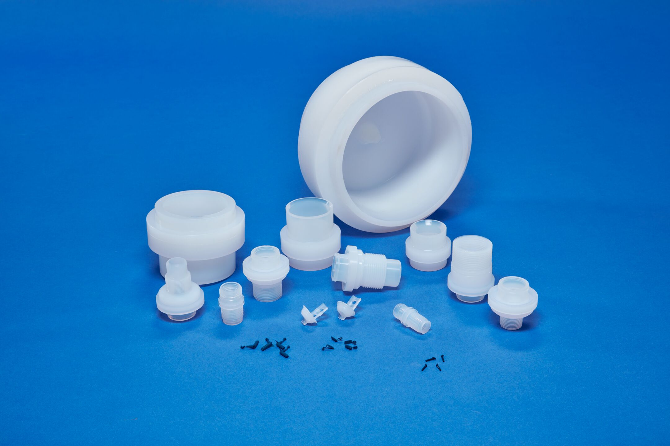 Transitioning from PTFE to PFA