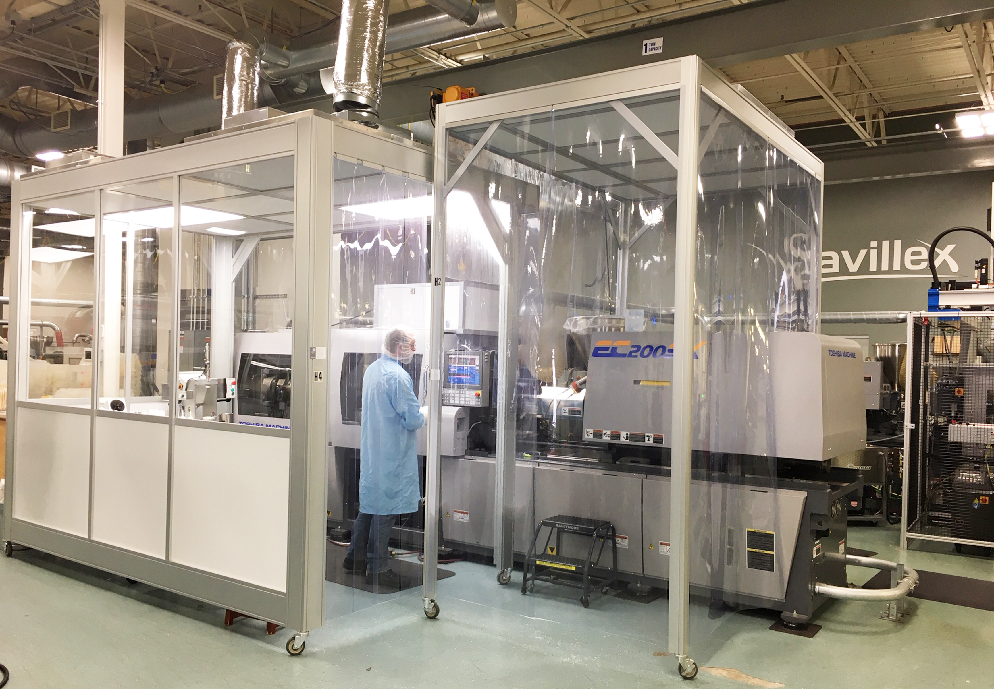 Savillex Employee Manufacturing