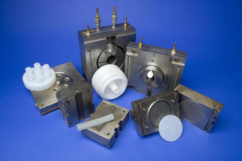 Savillex tooling and PFA parts