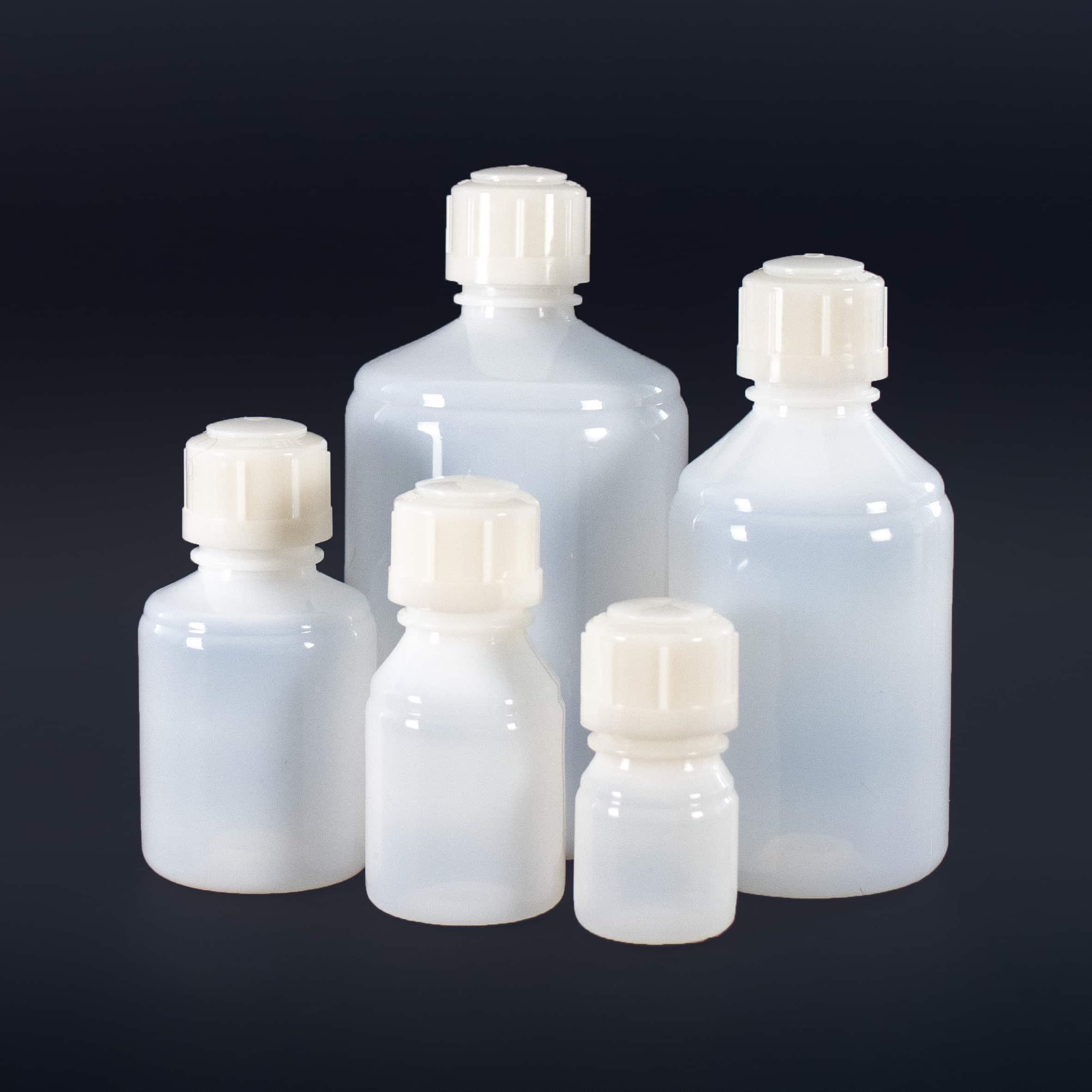 Bags versus bottles for bulk drug substance shipping