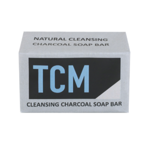 TCM Cleansing Charcoal Bar Soap 5oz