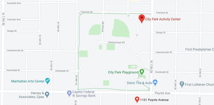 Purple Power Play Location Map