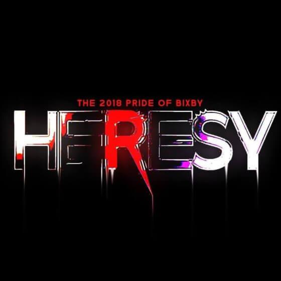 Heresy 2018