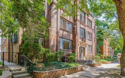SOLD: Fabulous Historic Condo Building in Capitol Hill