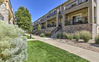 SOLD: Town-home Style Condo in Commerce City