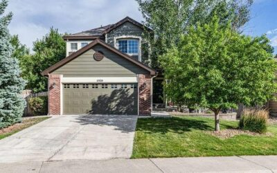 SOLD: Beautiful Spacious Two Story in Parker