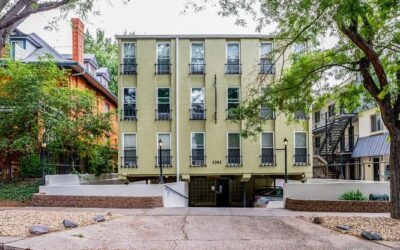 ACTIVE: 2 Bedroom Condo in Cheeseman Park
