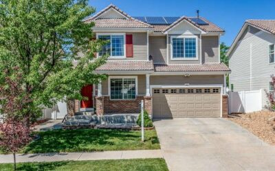 SOLD: Amazing Two Story Home in Green Valley Ranch