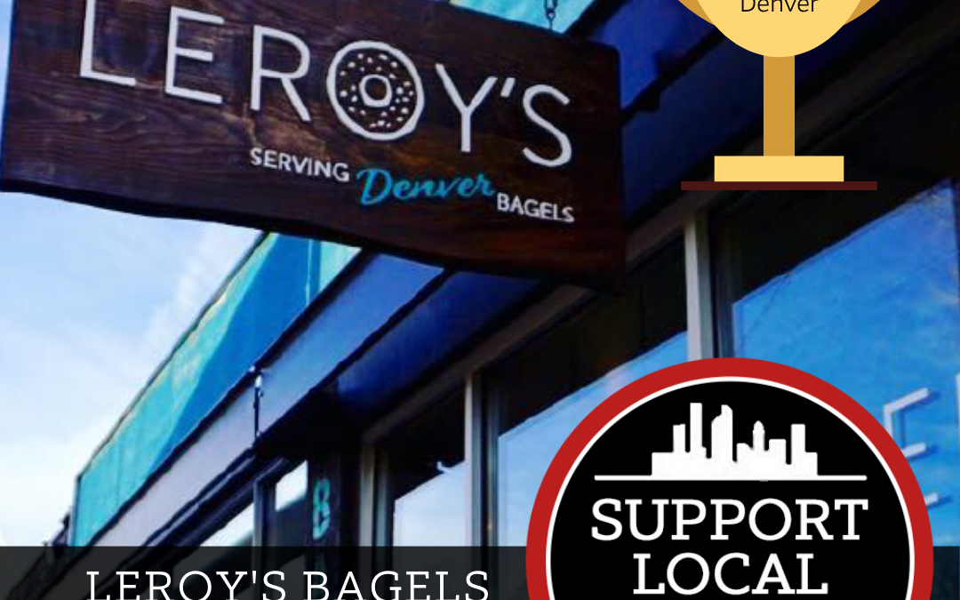 Support Leroy's Bagels