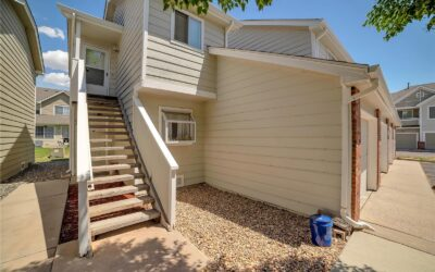 SOLD: 2 Bed and 2 Bath in Aurora