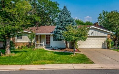 ACTIVE: Beautifully Maintained Ranch in Littleton