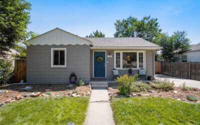 SOLD: Charming Updated Home in Colfax