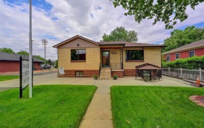 SOLD: Brick House-Turned Office in Arvada