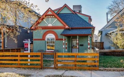 SOLD: Victorian Cottage in Sunnyside