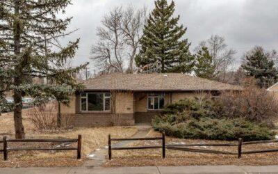 SOLD: Brick Ranch in Arvada