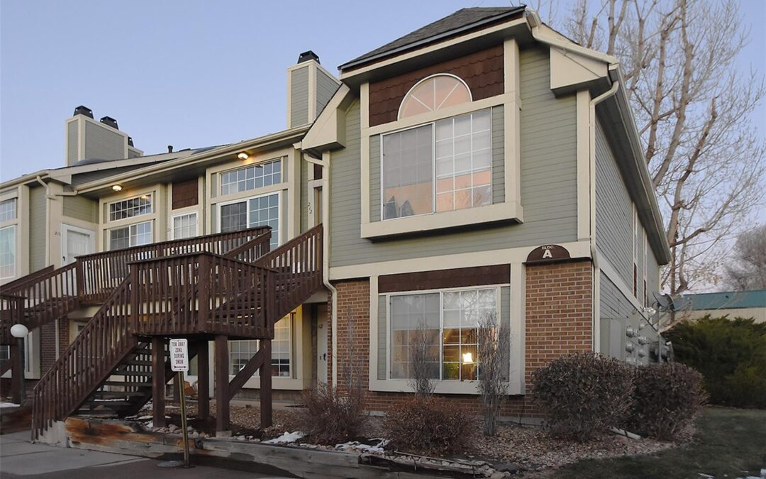 SOLD: 2-Story Condo in Indian Creek