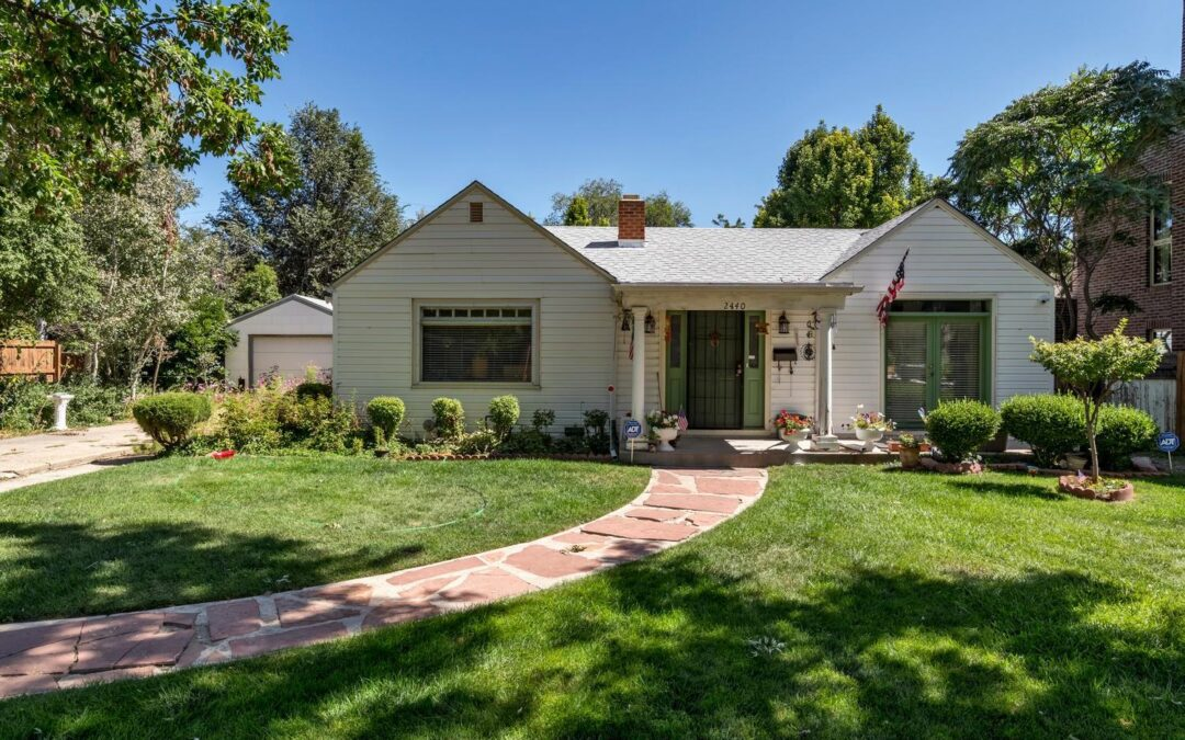 SOLD: 5 Bed and 2 Bath in Observatory Park