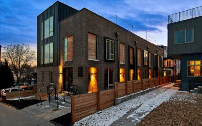 ACTIVE: Modern Style Townhome in West Colfax