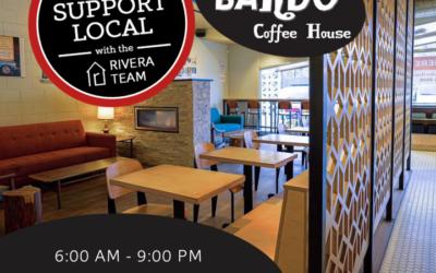 Support Local: Bardo's Coffee Shop